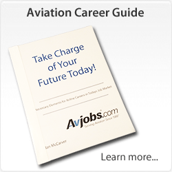 Last 25 Aviation Jobs Posted to Avjobs