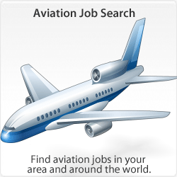 Where are the aviation and airline jobs? (City, State)