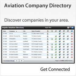 Apply for Airline, Airport, Aerospace, and Aviation Jobs